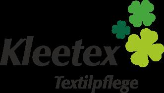 Logo von Kleetex Textilpflege GmbH